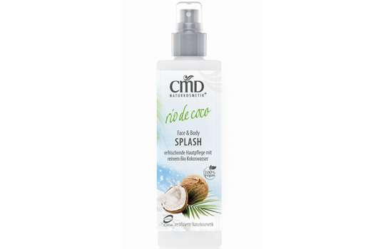 CMD Naturkosmetik Rio de Coco Face & Body Splash