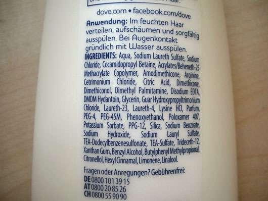 Dove Strahlender Glanz Shampoo