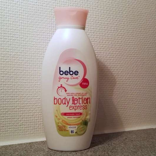 bebe Young Care Express Body Lotion