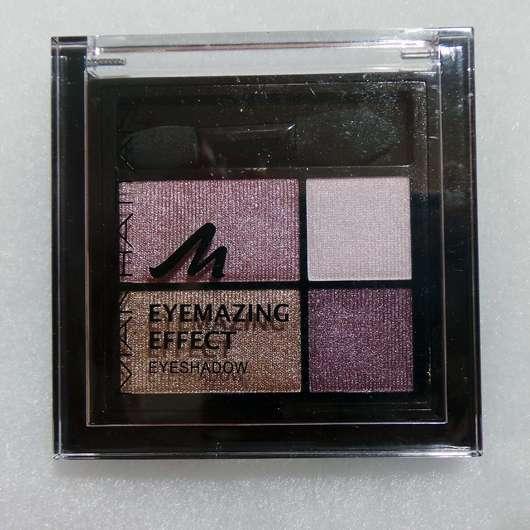 Manhattan Eyemazing Effect Eyeshadow, Farbe: 60M Fancy Nudes