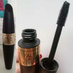 Produktbild zu Max Factor False Lash Effect Mascara – Farbe: Black