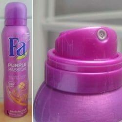 Produktbild zu Fa Purple Passion Deodorant
