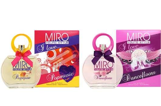 MIRO Young Style Düfte