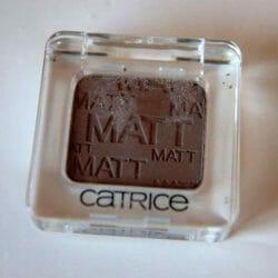 Produktbild zu Catrice Absolute Eye Colour Mono – Farbe: 790 I Wear My Plum Glasses At Night