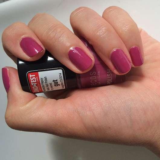 benecos Nail Polish, Farbe: my secret