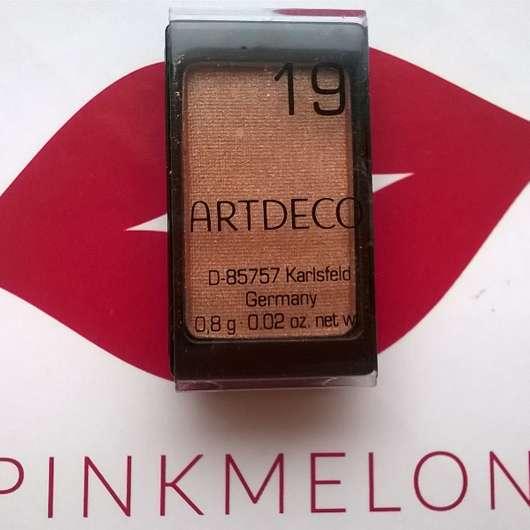 Artdeco Eyeshadow, Farbe: 19 pearly bright nougat cream (Pearl)