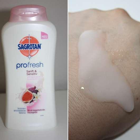 Sagrotan profresh Duschcrème Sanft & Sensitiv