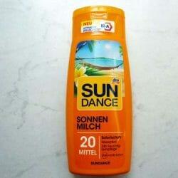 Produktbild zu SUNDANCE Sonnenmilch LSF 20
