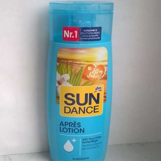 <strong>SUNDANCE</strong> Après Lotion