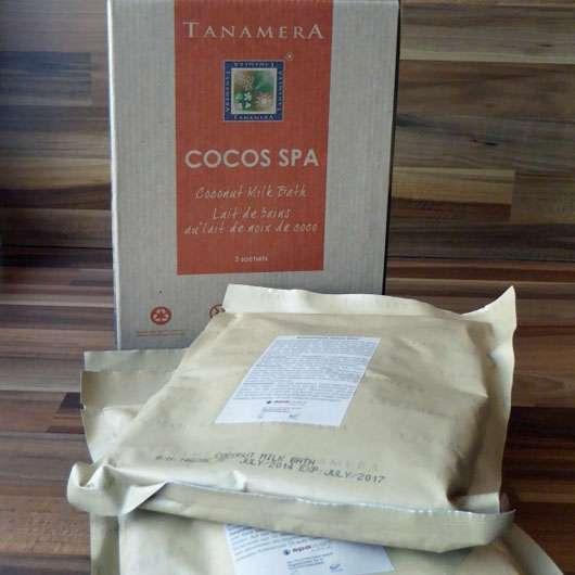 Tanamera Cocos Spa – Kokosnuss-Milch Traumbad