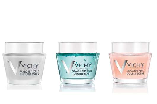 VICHY Mineral Masken Collection
