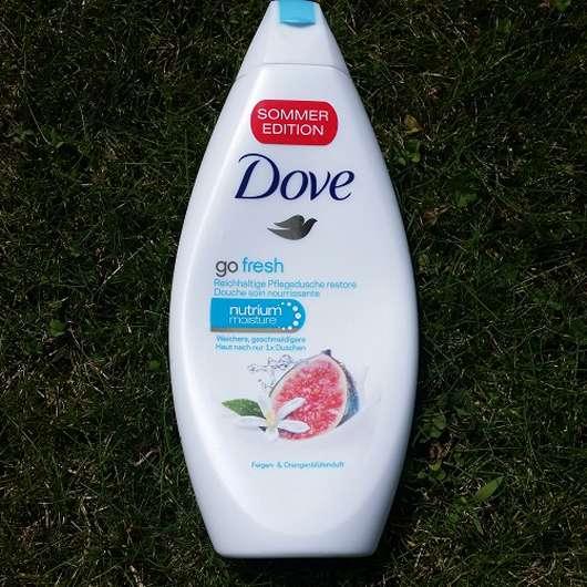 Dove go fresh reichhaltige Pflegedusche (Sommer Edition LE)