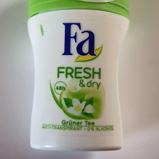 Fa Fresh & Dry Grüner Tee Anti-Transpirant Roll-On