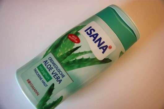 ISANA Cremedusche Aloe Vera mit Joghurt (trockene Haut)