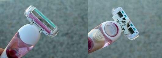 Biocura Beauty Ciara 4 Damen-Rasierer