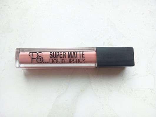 PRIMARK P.S. Super Matte Liquid Lipstick, Farbe: 01