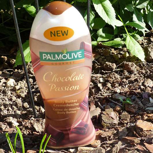 Palmolive Gourmet Chocolate Passion Body Butter Cremedusche