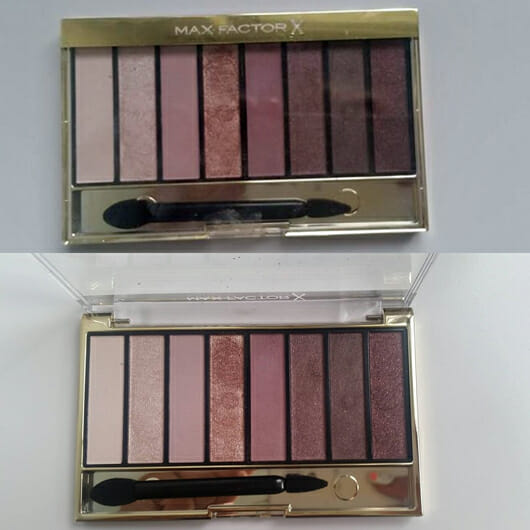 <strong>Max Factor</strong> Masterpiece Nude Palette – Farbe: 03 Rose Nudes