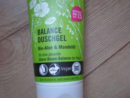 SANTE Balance Duschgel Bio-Aloe & Mandelöl