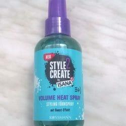 Produktbild zu ISANA HAIR Style2Create Volume Heat Styling Föhnspray