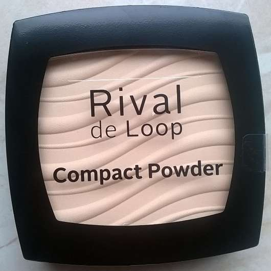 Rival de Loop Compact Powder, Farbe: 01 natural
