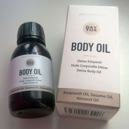 <strong>Daytox</strong> Body Oil
