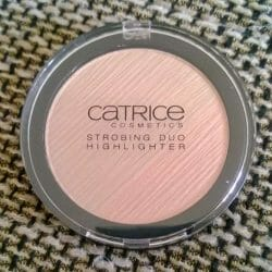 Produktbild zu Catrice Strobing Duo Highlighter – Farbe: C01 Strobing Supreme (LE)