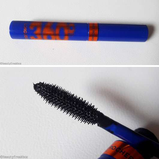 Yves Rocher Couleurs Nature Wimperndefinierende Mascara 360°, Farbe: Schwarz