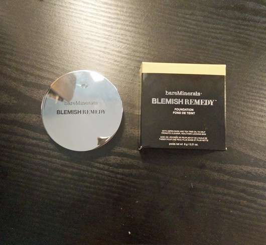bareMinerals Blemish Remedy Foundation, Farbe: 05 Clearly Silk
