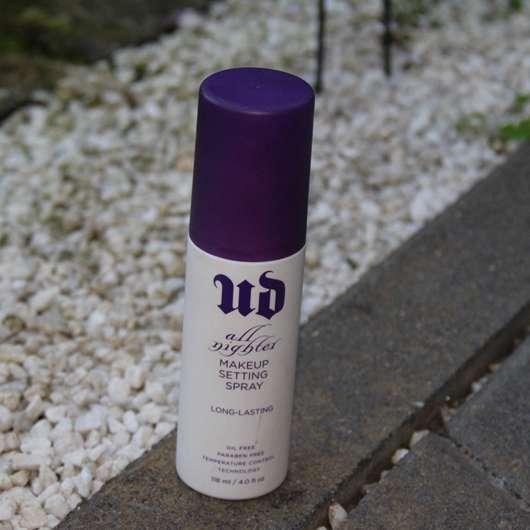 Urban Decay All Nighter Long-Lasting Makeup Setting Spray