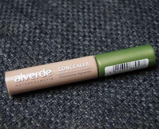 alverde Concealer, Farbe: 02 Porcelain