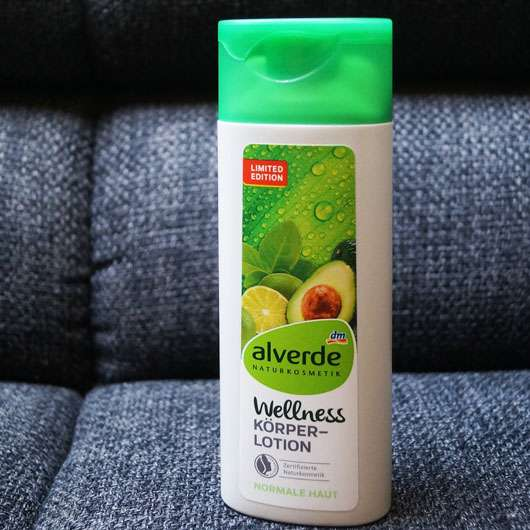 alverde Wellness Körperlotion (LE)