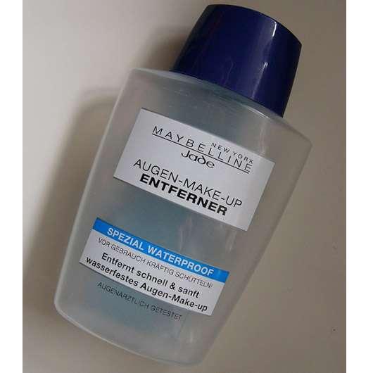 Maybelline Augen Make-up Entferner Spezial Waterproof