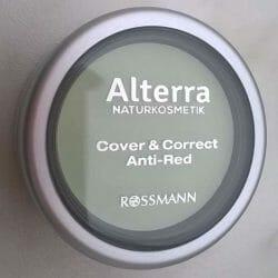 Produktbild zu Alterra Naturkosmetik Cover & Correct Anti-Red – Farbe: 01 Green