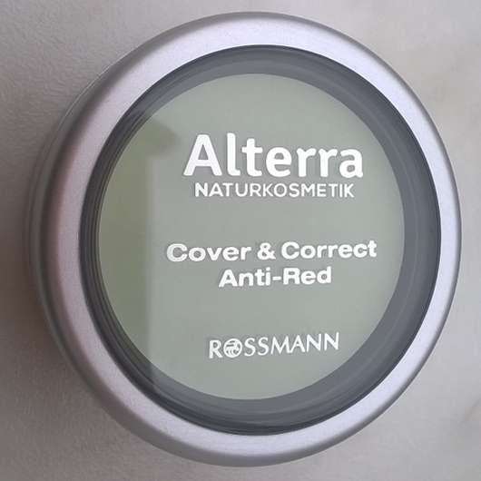 Alterra Cover & Correct Anti-Red, Farbe: 01 Green