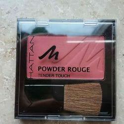 Produktbild zu MANHATTAN Powder Rouge Tender Touch – Farbe: 59W Hot In Here