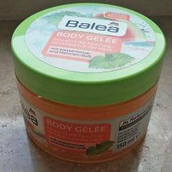 Produktbild zu Balea Body Gelée mit Wasserminze- und Melonen-Duft (LE)