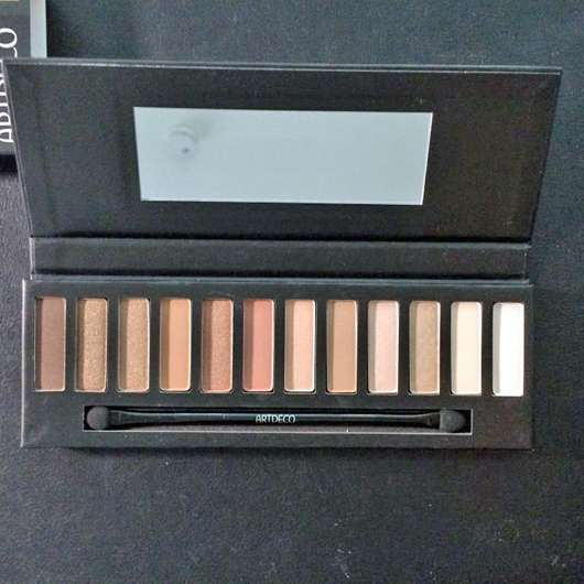 ARTDECO Most Wanted Eyeshadow Palette, Farbe: 7 Brown (LE)
