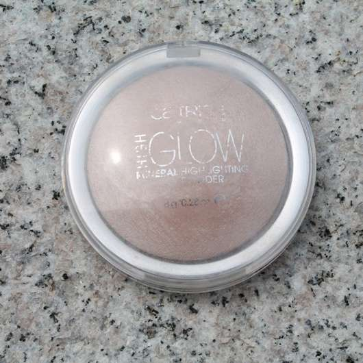 Catrice High Glow Mineral Highlighting Powder, Farbe: 010 Light Infusion