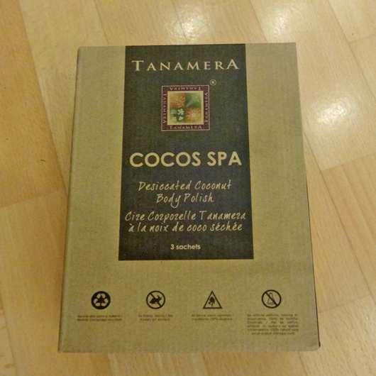 <strong>Tanamera</strong> Cocos Spa Kokosnuss Körperpeeling