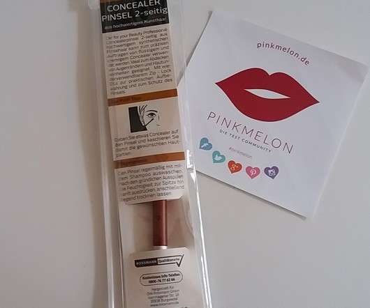 for your Beauty Professional Concealerpinsel 2-seitig