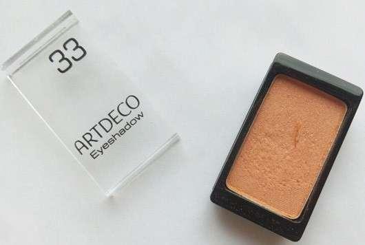 Artdeco Eyeshadow, Farbe: 33 natural orange