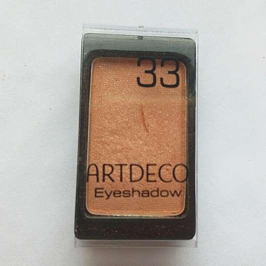Artdeco Eyeshadow, Farbe: 33 natural orange (Pearl)