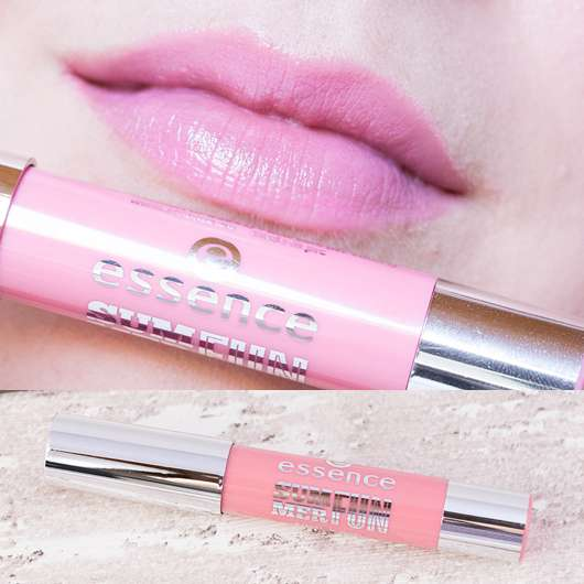 essence summer fun lipstick pen, Farbe: 01 walking on sunshine (LE)