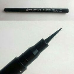 Produktbild zu essence superfine eyeliner pen – Farbe: 01 deep black