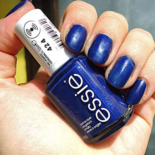 essie Nagellack, Farbe: 424 loot the booty (LE)