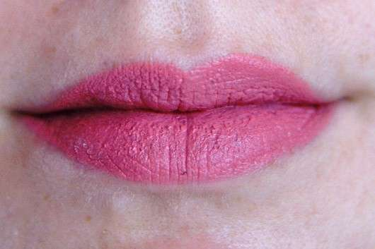 essence longlasting lipstick nude, Farbe: 07 velvet matt
