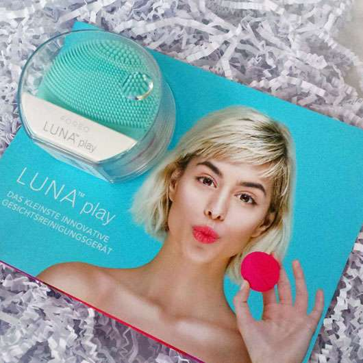 <strong>FOREO</strong> LUNA PLAY - Farbe: Mint