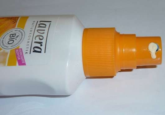 lavera Sun Sensitiv Sonnenspray Bio-Sonnenblumenöl LSF 20