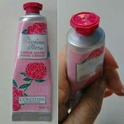 Produktbild zu L'Occitane Pivoine Flora Handcreme